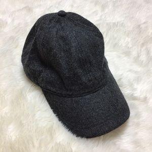 Perry Ellis Portfolio Wool Blend Baseball Dad Hat